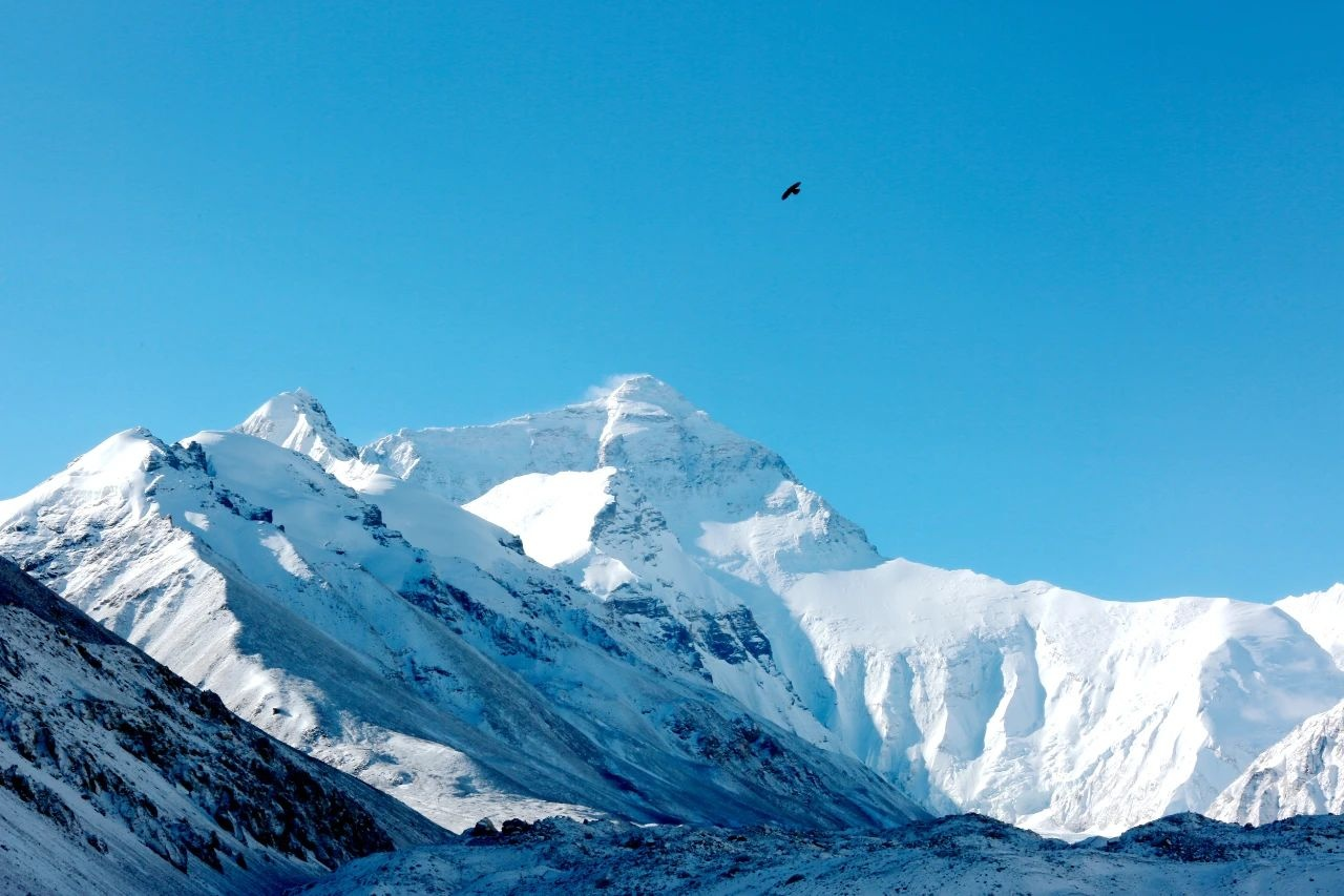 Mount Everest Elevation Measurement in 2020