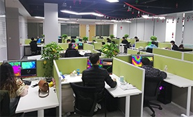 Zhejiang Branch-Office Environment