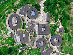 Aerial Photography - Agricultural Land Registration in Zhangzhou